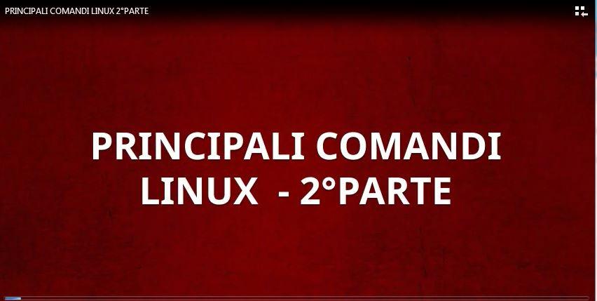 PRINCIPALI-COMANDI-LINUX-2°PARTE.