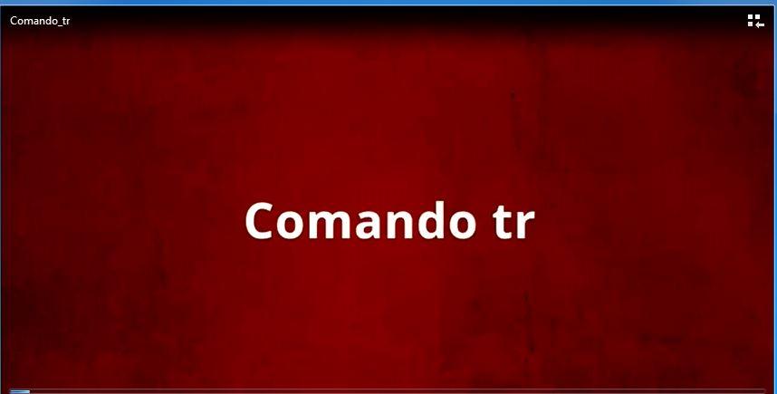 LINUX : Comando tr