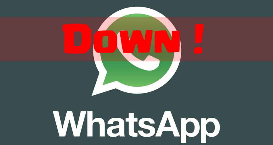 WHATSAPP DOWN : Troubleshooting ( ITA )
