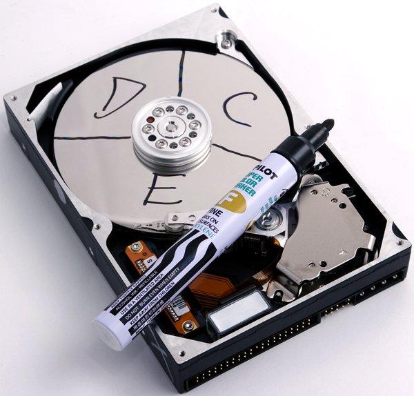 Installare un Hard Disk e creare partizioni