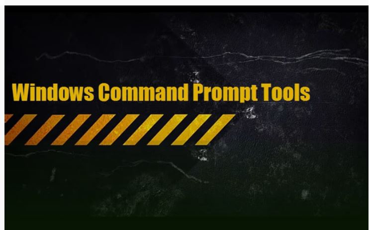 Windows Command Prompt Networking Utilities