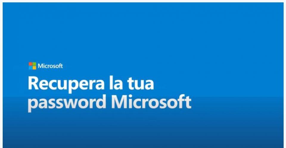 Come reimpostare la password di Windows, Xbox, Outlook, Hotmail, Skype e Live! |