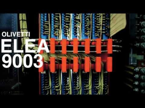 Informatica italiana: l'ELEA 9003