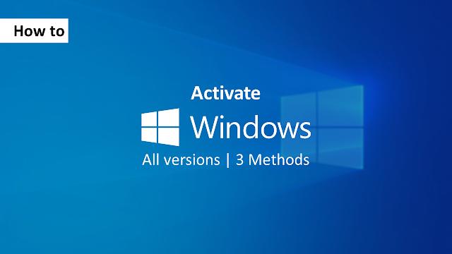 Come attivare Windows GRATUITAMENTE