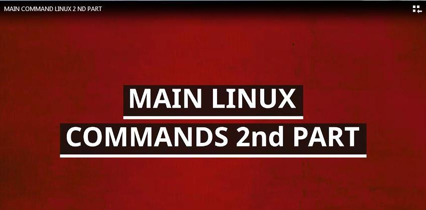 MAIN-COMMANDS-LINUX-2nd PART.